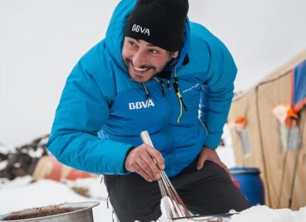 Jordi Roca en CB Annapurna